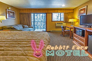 Rabbit Ears Motel - Downtown Steamboat