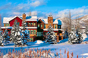 The Porches Steamboat - save 25% off Winter